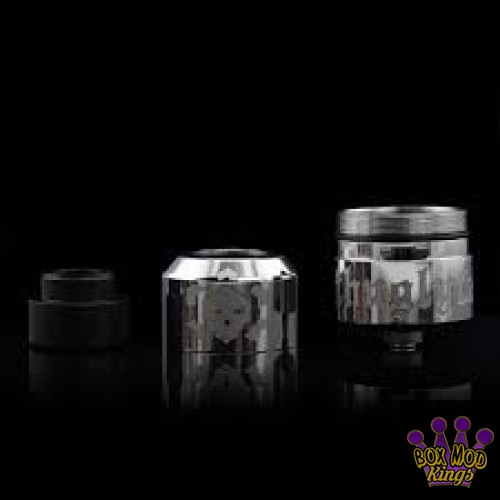 Thuglyfe 24mm RDA by Thug Nation Vape Squonk Ready