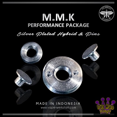 Vape Werkstatt Indonesia Performance Package
