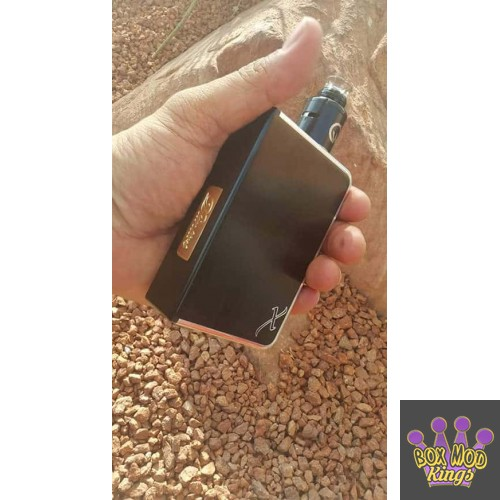 Dimitri X Box Mod by Vaping Kiko + 2 Free Batteries!!