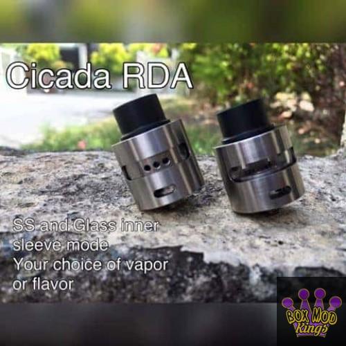 Cicada RDA Symmetry Vape Concepts