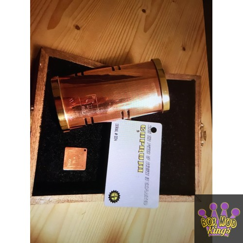 Cuprum BoxMod by Precision Vaping