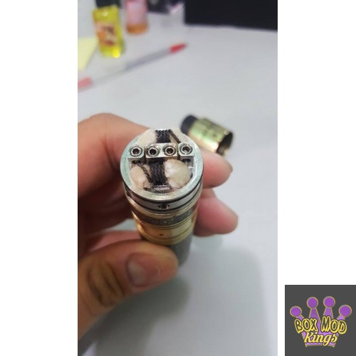 Iron Man Set inc 24mm Stark RDA by Lunar Aggelos