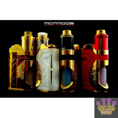MCM Underground Squonk Box