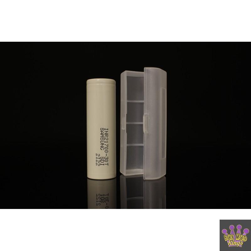 Samsung 30T 21700 Single Battery