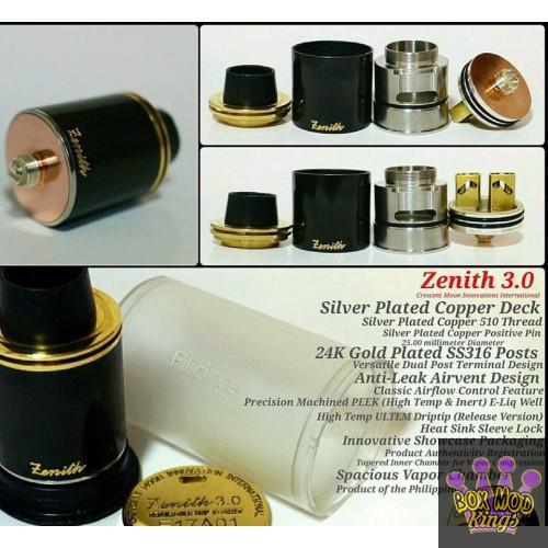 Zenith V3.0 RDA BF by CMII